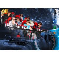 6 8 9 12 Seats 5D Movie Theater Motion Cinema With 3D Glasses / 5.1 Digital Speaker System