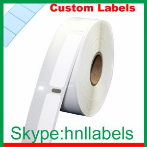China Dymo Compatible Labels 30347, 1'' x 1-1/2''(25.4 x 38.1mm), 750 labels (Dymo Labels) on sale