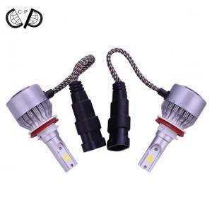 China High Brightness H11 LED Headlight Conversion Kit Car Pure Beam 50000 Hours Life on sale