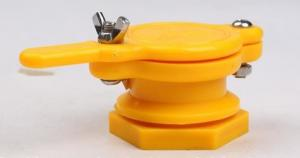 China hot sale beekeeping supplies Honey Extractor Plastic Honey Gate on sale