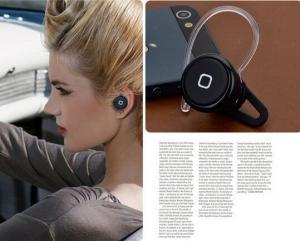 China Mini ultra mobile Phone  Wireless Bluetooth headset earphone for Iphone Samsung YE-106S on sale