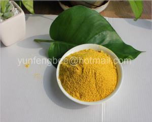 China Factory supply food grade bulk bee pollen powder wholesale on sale