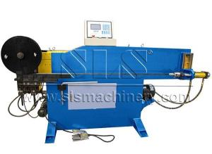 China Semi-Automatic Vertical Tube Bender on sale