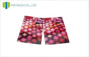 China Caramelo reutilizable impreso colorido de la laminación de las bolsas del bolso del papel de aluminio mini on sale