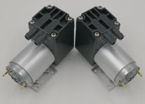 China Portable Plastic Miniature Diaphragm Air Pump 12V DC For Massage Machine on sale