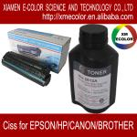 pó de tonalizador do laser para a impressora a laser de HP