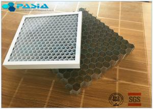 China A3003 H18 Aluminum Honeycomb Core , Furniture Usage Honeycomb Material on sale