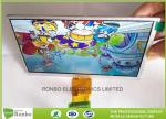 """7"""" 1024 * 600 Industrial LCD Display 300cd / m² Brightness For IPS LCD Monitor"""