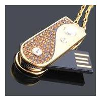 China Jewelry USB Flash Disk on sale