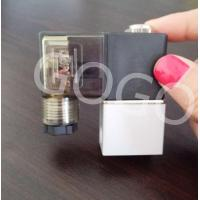 Direct Acting Micro Control Valve , Aluminium Miniature Solenoid Valve Air Compressor Silent Pump Accessories
