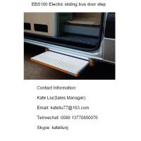 Electric sliding bus foot step for plug door,van and coach(EBS100)