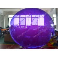 Colourful 2m TPU Durable Inflatable Water Walking Ball For outdoor Games