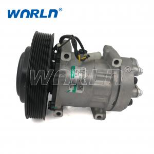 China 8PK SD7H15 Volvo Truck AC Compressor For FH16 S. 93- FM S. 05- FH S. 05-  20587125 on sale