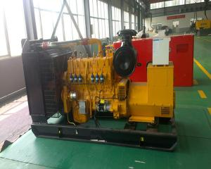 China 250kw Electric Powered Natural Gas Generator Genset 40kw Electronic Air / Gas mixer on sale