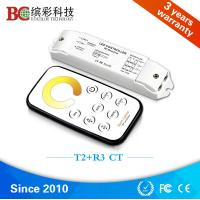 Hot selling T2 R3 Mini CCT dimming LED light controller with touch remote control