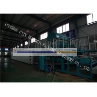 Pulp Egg Tray Machine / Molded Pulp Machine 1000 - 6000 Pieces Per Hour Capacity