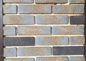 China Fire Retardant Cement Back Ledge Wall Stone For Construction Material on sale