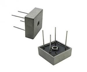China High Current Diode Bridge Rectifier Pinout 1000V 50A Bridge Rectifier KBPC 5010W on sale
