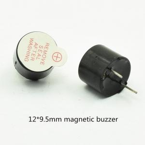 China Internal drive Magnetic Buzzer 5v 3v DC buzzer 12MM 85db active buzzer on sale