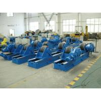 China 2 x 3 Kw Motors Pipe Rotators For Welding 700 ~ 6000mm Vessel Diameter on sale