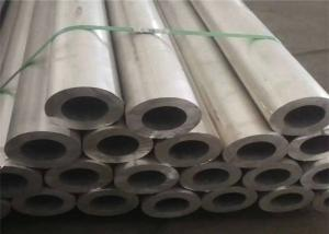 China 2 Inch 316 Round Welded Stainless Steel Pipe No.1 Finish on sale
