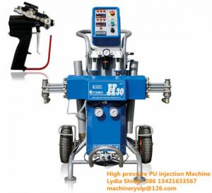 China High Pressure Polyurethane Rigid PU Foam Spray Machine Price on sale
