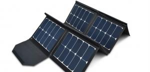 China Flexible Mono Cell Solar Panel Portable Charger Camping Hiking Solar Panel on sale