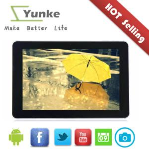 "China 10 inch Android 4.0 Capacitive Screen Allwinner A10 ARM Cortex-A8 1.5GHz 16GB HDMI tablet pc 10"" on sale"