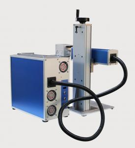 China All In One Fiber Marking Machine , Laser Etching Machine For Metal High Efficiency on sale