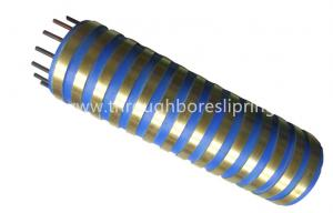 China High Speed 4 Wires Slip Ring Assembly 12 Holes For Process Control Equipment on sale
