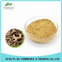 China Aloe Gel Freeze-dried Extract powder 100:1 on sale
