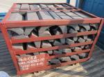 O forro alto do moinho de martelos da carcaça do ferro do Cr KmTBCr26 aparafusa resistente à corrosão