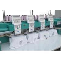 4 yarn High-Speed cup embroidery machine