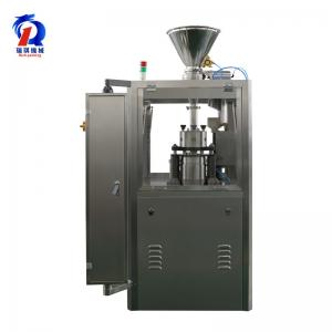 China Small Automatic Capsule Filling Machine Price Pharma Manufacture Machine on sale