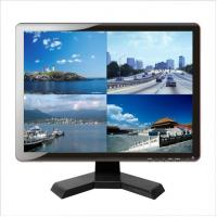 15-inch Touch POS LCD Display with 1,024 x 768 Pixels, PAL and NTSC