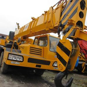 China 50T XCMG Truck Crane QY50K 2005 on sale