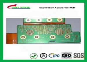 China Rigid-Flexible Printed Circuit Board Assembly Quick Turn PCB Prototypes on sale
