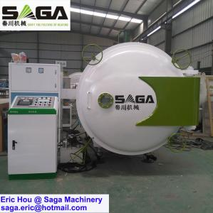 China Radio Frequency Vacuum Wood Dryer Kiln RF Timber Drying Machine on sale