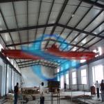 Good Mechanical Properties QD Type Double Girder Bridge Crane