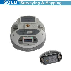 China Multi-constellation GNSS RTK System RTK GPS With Led Screen And Large Battery on sale