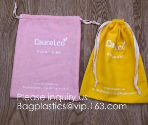 China Reusable ECO Friendly 100% Cotton Double Drawstring Muslin Bags,Linen Gift Sachets Favors Pouches Party Wedding Jewelry on sale