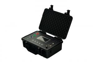 Quality 10KV Megger High Voltage Insulation Tester , High Accuracy Megger Insulation for sale