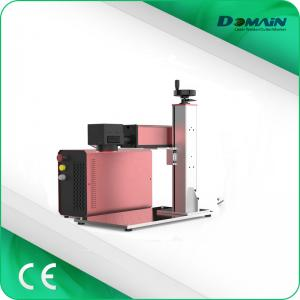 China CNC Handheld Laser Marker , Mini Portable Fiber Laser Marking Machine on sale
