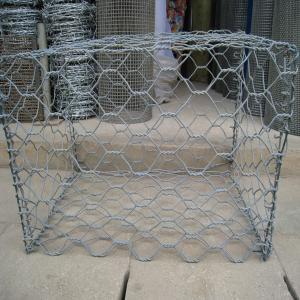 China High quality galvanized or pvc gabion mesh on sale