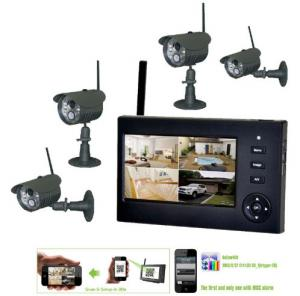 China USB 2.0 Bank / Home Video Surveillance Systems IP Surveillance Camera Systems on sale