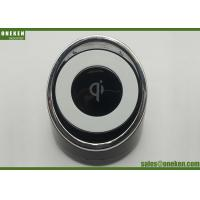 China 6 ~ 10mm Wireless Battery Charger , ABS / Rubber Cell Phone Wireless Charger on sale
