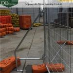 2.1X2.4M Sturdy Australian Temporary Fencing Temporary Site Fence Panels