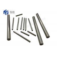 Tungsten Ground Carbide Rod HRC50 High Wear Resistance Cylindrical Rod