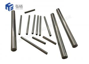China Tungsten Ground Carbide Rod HRC50 High Wear Resistance Cylindrical Rod on sale