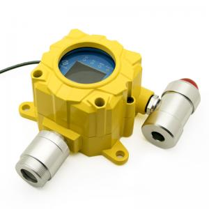 China K-G60 Industrial Fixed Stand Alone Gas Detector , Single Gas Detector Corrosion Resistant on sale
